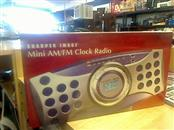 THE SHARPER IMAGE Radio GM107